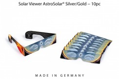 BAADER SOLAR VIEWER SILVER/GOLD 10 ST.