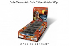 BAADER SOLAR VIEWER SILVER/GOLD 100 ST.