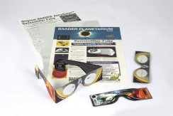 BAADER SOLAR VIEWER SILVER/GOLD SET 2