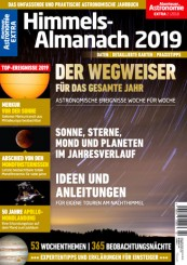INTERSTELLARUM HIMMELS ALMANACH 2019