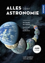 KOSMOS ALLES ÜBER ASTRONOMIE
