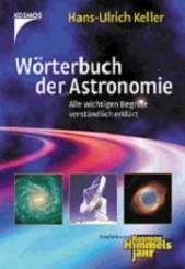 KOSMOS KELLER, WÖRTERBUCH DER ASTRONOMIE