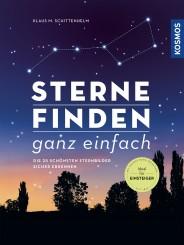 KOSMOS STERNE FINDEN - GANZ EINFACH, SCHITTENHELM