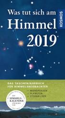 KOSMOS WAS TUT SICH AM HIMMEL 2019  HAHN