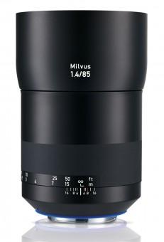 ZEISS MILVUS 85mm 1.4 ZE (f. Canon EOS)