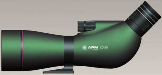 APM 85 MM APO Spektiv+ Swaro  25-50x Zoom