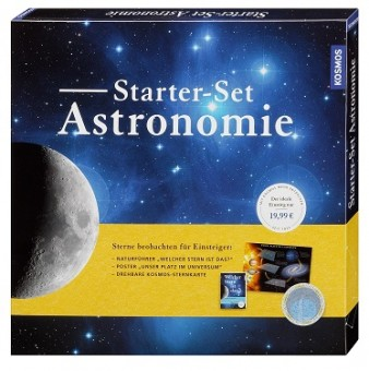 KOSMOS STARTER-SET ASTRONOMIE HAHN
