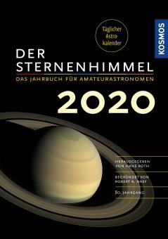 KOSMOS ROTH DER STERNHIMMEL 2020