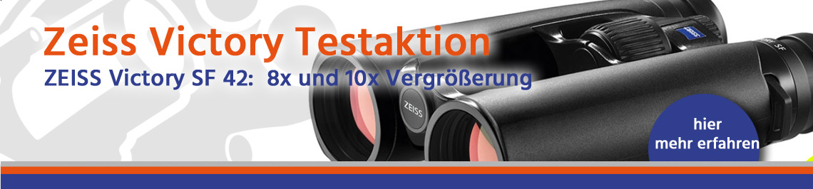 Zeiss Victory Testaktion