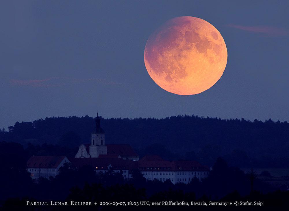 Mondaufgang Stefan Seip Fernrohrland